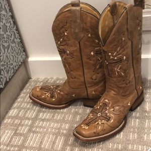 Shoes - Circle G Cowgirl Boot